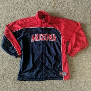 Nike Arizona Wildcats Basketball Warm-up Jacket L